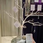 White wishing tree