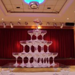 Seamill Champagne Fountain