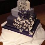 Assymetrical cake