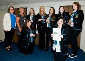 YE Awards with Company of the Year to Doon Academy