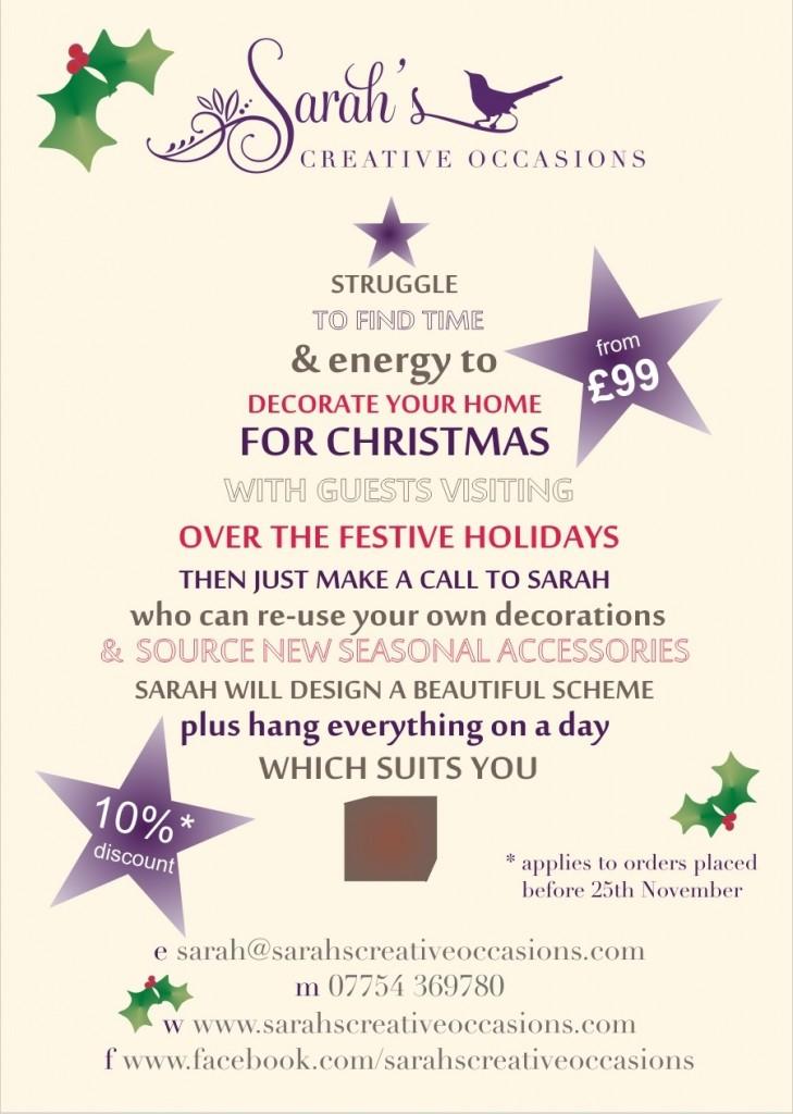 SCO Flyer for Christmas 2014 V2